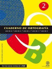 CUADERNOS DE ORTOGRAFIA 2