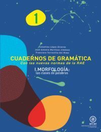 CUADERNOS DE GRAMATICA 1