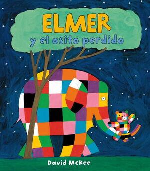 ELMER Y EL OSITO PERDIDO (ELMER. ALBUM ILUSTRADO)