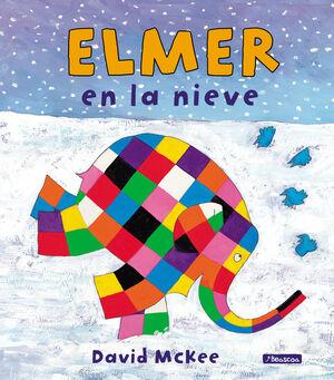 ELMER EN LA NIEVE (ELMER. ALBUM ILUSTRADO)