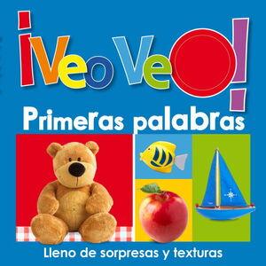 PRIMERAS PALABRAS (¡VEO VEO!)
