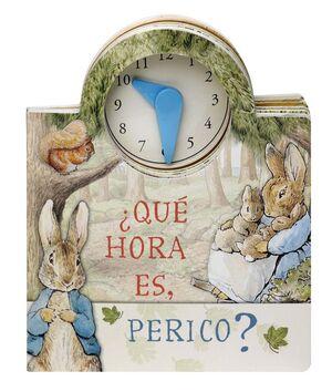 ¿QUE HORA ES, PERICO? (BEATRIX POTTER)
