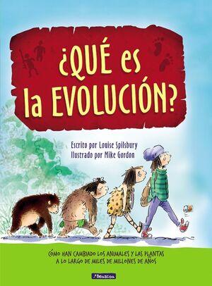¿QUE ES LA EVOLUCION?