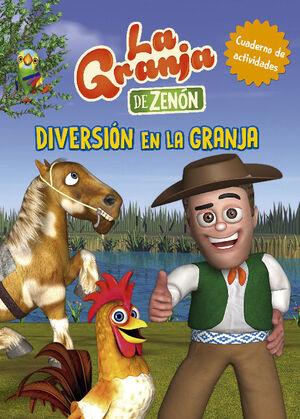 DIVERSION EN LA GRANJA (LA GRANJA DE ZENON) (REINO INFANTIL. ACTIVIDADES)