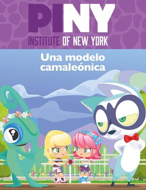 UNA MODELO CAMALEONICA (PINY INSTITUTE OF NEW YORK)