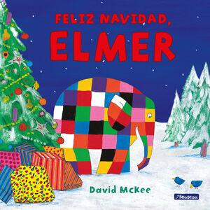 FELIZ NAVIDAD, ELMER (ELMER. ALBUM ILUSTRADO)