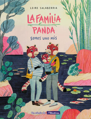 LA FAMILIA PANDA. SOMOS UNO MAS