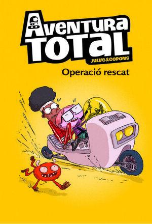 OPERACIO RESCAT (SERIE AVENTURA TOTAL)