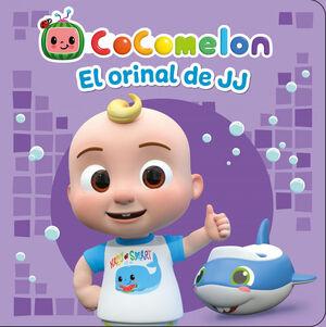 COCOMELON. EL ORINAL DE JJ