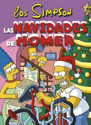 LAS NAVIDADES DE HOMER (LOS SIMPSON)