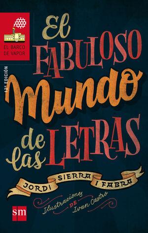 BVR Nº186 EL FABULOSO MUNDO DE LAS LETRAS