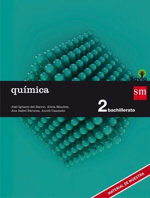 QUIMICA. 2 BACHILLERATO. SAVIA