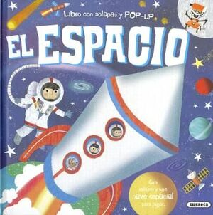 EL ESPACIO.(LIBRO SOLAPAS Y POP-UP).(REF:5105-03)