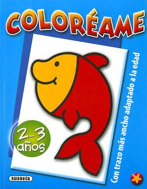 COLOREAME AZUL