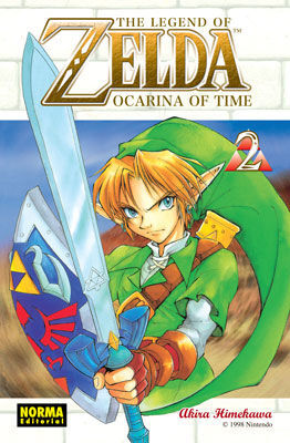 THE LEGEND OF ZELDA 2 - OCARINA OF TIME 2