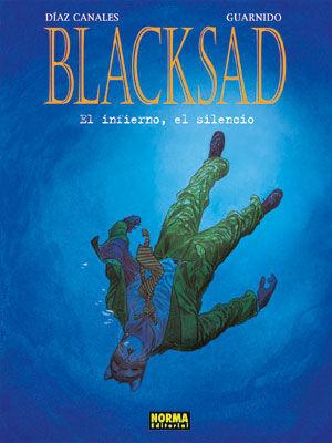 BLACKSAD 4 - EL INFIERNO, EL SILENCIO