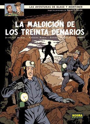 BLAKE Y MORTIMER 20. LA MALDICION DE LOS TREINTA DENARIOS (TOMO 2)