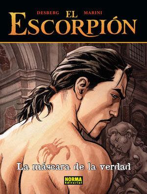 EL ESCORPION 09. LA MASCARA DE LA VERDAD (CARTONE)
