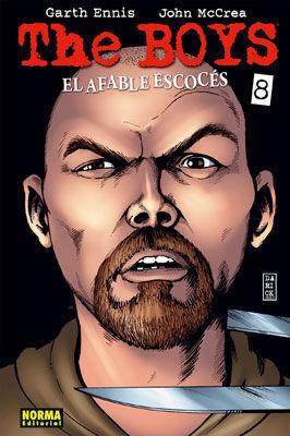THE BOYS 8. EL AFABLE ESCOCES