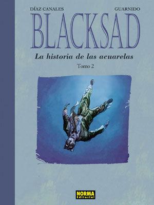 BLACKSAD 2, LA HISTORIA DE LAS ACUARELAS