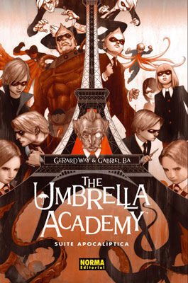 THE UMBRELLA ACADEMY 1: SUITE APOCALIPTICA