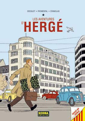LES AVENTURES D'HERGE