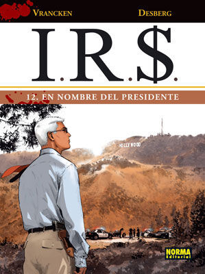 IR$ 12. EN NOMBRE DEL PRESIDENTE