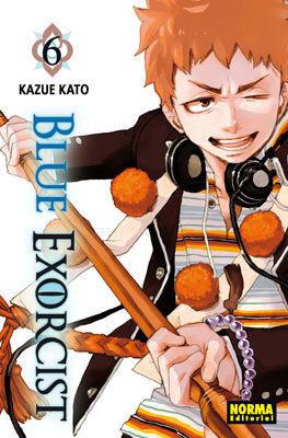 BLUE EXORCIST 6