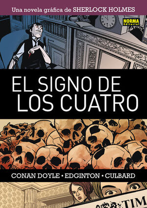 SHERLOCK HOLMES 2, EL SIGNO DE LOS CUATRO