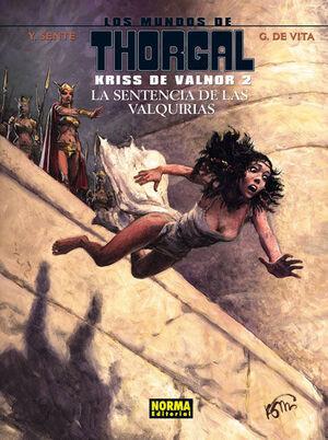 KRISS DE VALNOR 2, LA SENTENCIA DE LAS VALQUIRIAS