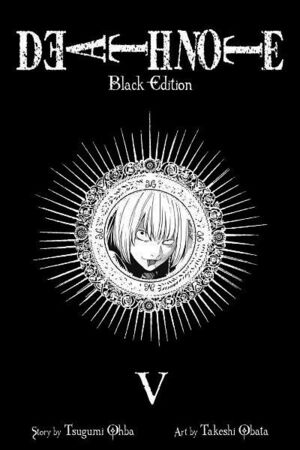 DEATH NOTE, BLACK EDITION 5