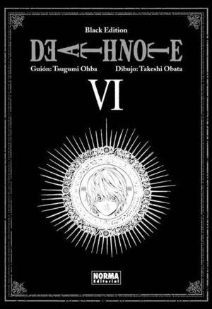 DEATH NOTE, BLACK EDITION 6