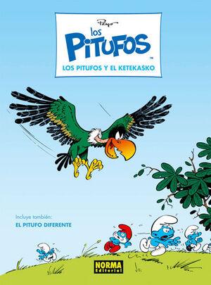 LOS PITUFOS 6, LOS PITUFOS Y EL KETEKASKO