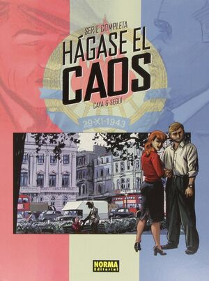HAGASE EL CAOS