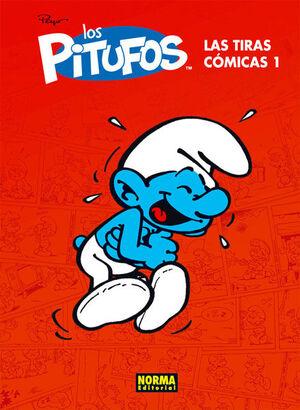 LOS PITUFOS 1, LAS TIRAS COMICAS