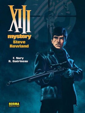XIII MYSTERY 5. STEVE ROWLAND