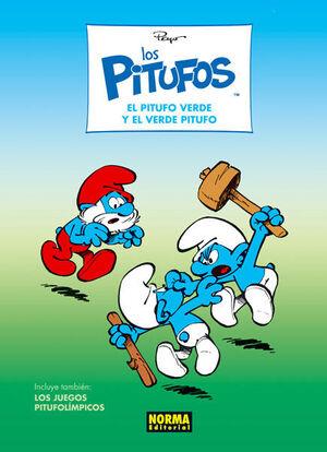 LOS PITUFOS 10, EL PITUFO VERDE Y EL VERDE PITUFO