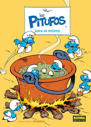 PITUFOS 11, SOPA DE PITUFOS