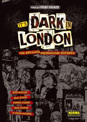 IT?S DARK IN LONDON: UNA ANTOLOGIA UNDERGROUND BRITANICA