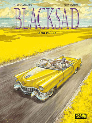 BLACKSAD 5, AMARILLO
