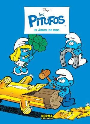 LOS PITUFOS 30, EL ARBOL DE ORO
