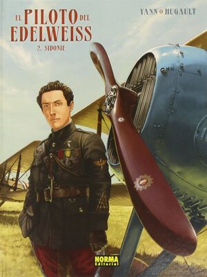 PILOTO DEL EDELWEISS 2 . SIDONIE