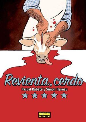 REVIENTA, CERDO