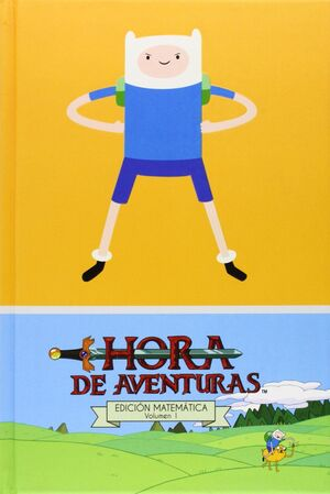 HORA DE AVENTURAS EDICION MATEMATICA 1