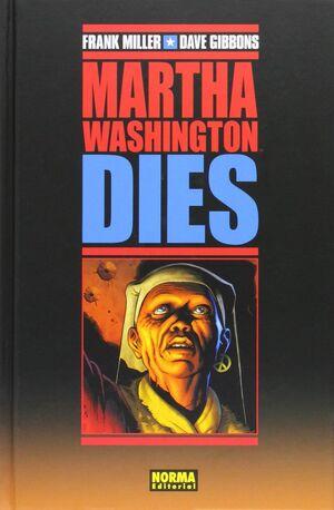 MARTHA WASHINGTON DIES
