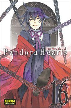 PANDORA HEARTS VOL 16
