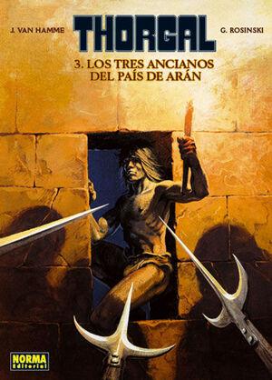 THORGAL 3 : LOS TRES ANCIANOS DEL PAIS DE ARAN