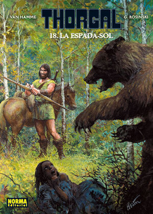 THORGAL 18 LA ESPADA-SOL