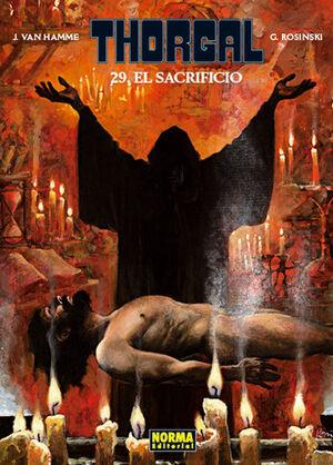 THORGAL 29 EL SACRIFICIO