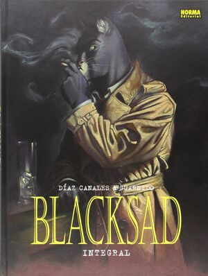 BLACKSAD. EDICION INTEGRAL